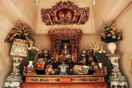 Chầu Mười Đồng Mỏ: Sự tích, đền thờ, văn khấn