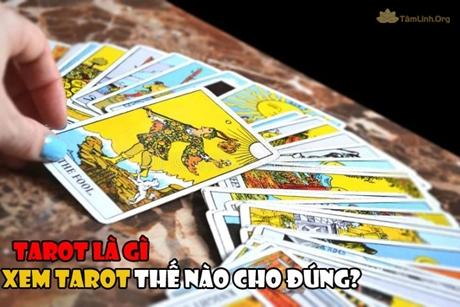 Định nghĩa Tarot, xem Tarot thế nào cho đúng?