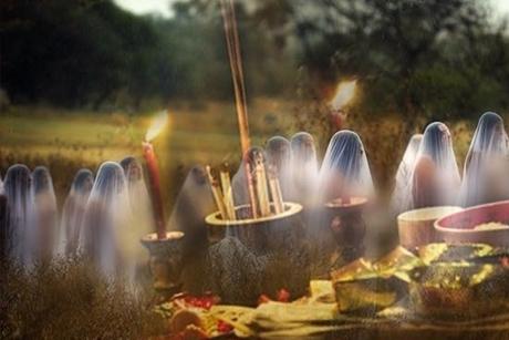 Góc tảo mộ: Nghĩa trang Bình Yên