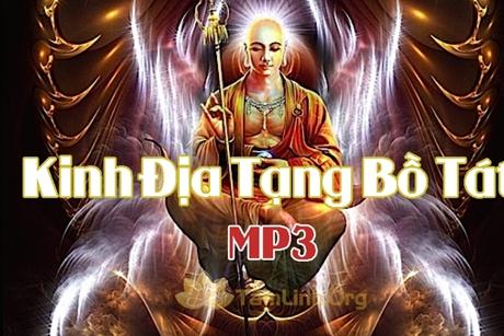 Kinh Địa Tạng Bồ Tát, Thầy Thích Trí Thoát tụng MP3