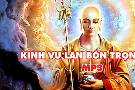 Kinh Vu Lan báo hiếu - thầy Thích Trí Thoát MP3