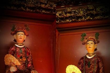 Nhị vị vương cô Nhà Trần - Cô đôi nhà Trần