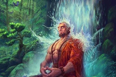 Phật tích: Thiền sư Giác Hải
