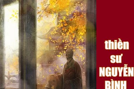 Phật tích: Thiền sư Nguyễn Bình An