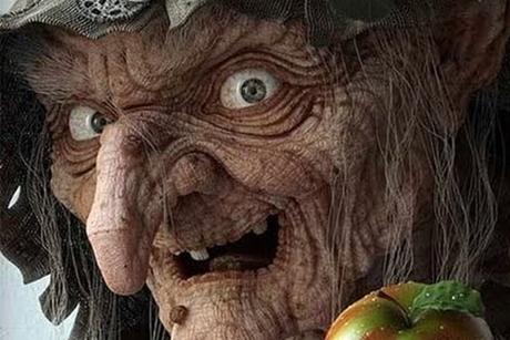 Quái vật Halloween: Phù thuỷ