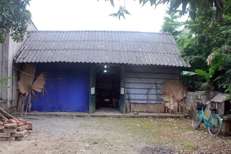 Rùng rợn: Hồn ma địa chủ
