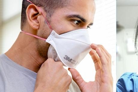 So sánh khả năng phòng cúm Corona của khẩu trang y tế & khẩu trang N95