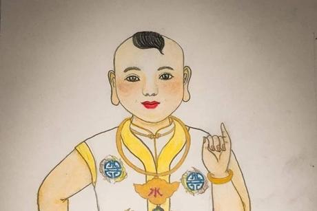 Sự thật về cậu bé Lệch ở đền Suối Mỡ Bắc Giang