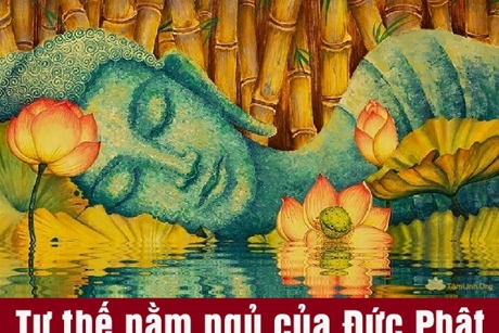 Tại sao đức Phật nằm nghiêng bên PHẢI?