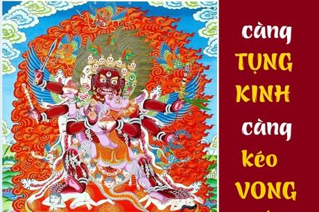Tụng kinh Phật tại nhà: Kéo TÀ MA tìm đến?
