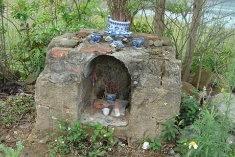 Truyền kỳ Yên Tử P11: Xót xa lăng mộ vua Trần Anh Tông chìm dưới lòng hồ