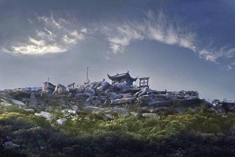 Truyền kỳ Yên Tử P3: Huyền thoại ngôi chùa từng đẹp nhất thiên hạ