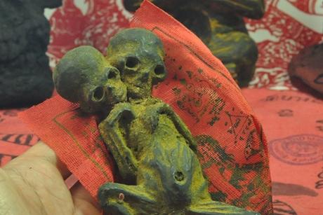 Truyện ma có thật: Nhờ Kuman thong kết duyên