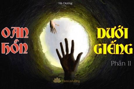 Truyện ma kinh dị: Oan hồn dưới giếng Phần 11
