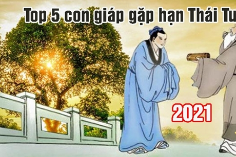 Tuổi phạm Thái Tuế năm 2021: Cách tính và hóa giải