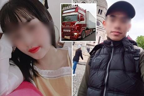 Vụ 39 thi thể trên xe container ở Anh: Con chết vì không thở được